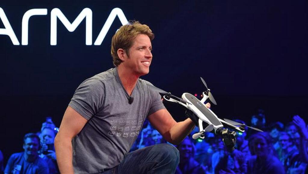 GoPro lanceert karma drone