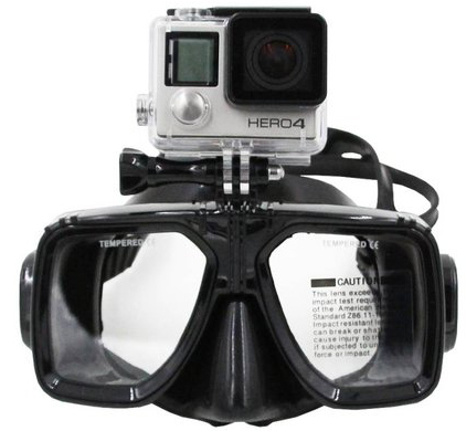 gopro bevestigings accessoires bij hero shop. Black Bedroom Furniture Sets. Home Design Ideas