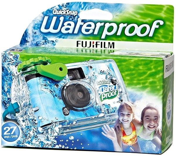 Fujifilm quicksnap wegwerp onderwatercamera in verpakking