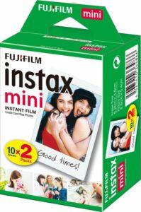 Instax fotopapier verpakking