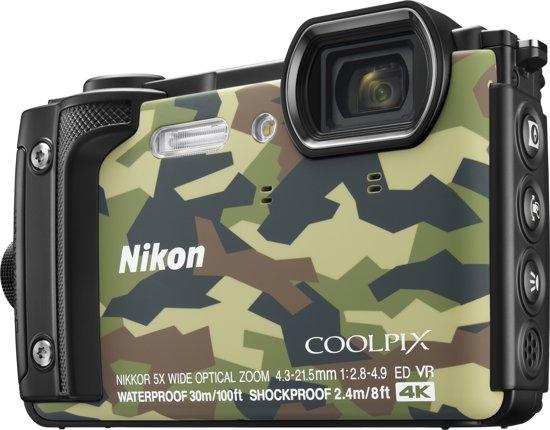 Nikon Coolpix W300 onderwatercamera