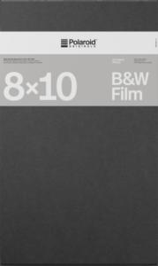 Polaroid 8x10 film zwart wit verpakking