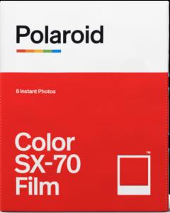 Polaroid SX-70 kleuren film