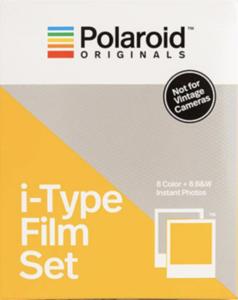 Polaroid filmset verpakking