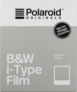 Polaroid itype zwart wit verpakking