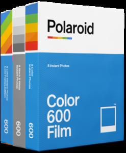 Polaroid variety pack verpakking