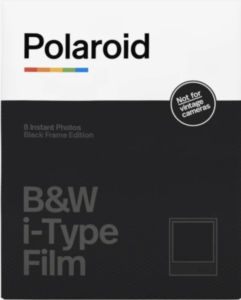 Polaroid_black_film_i-type