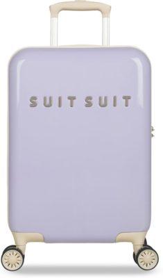 SUITSUIT Fabulous Fifties Handbagage koffer Paisley Purple